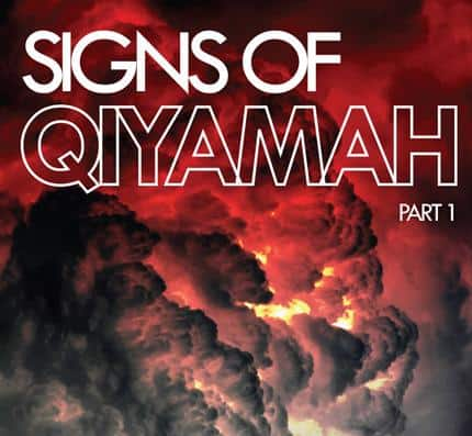 Minor Signs before Qiyamat
