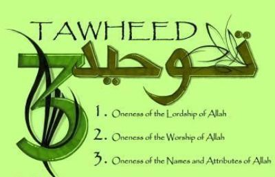 tawheed Verses of Holy Quran about Monotheism (Tauheed)