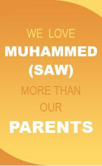 We Love Muhammad - ღ✫ Polling for Islamic Comp August 2014  ღ✫