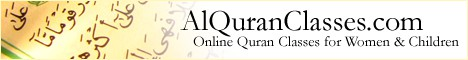Online Quran Classes for women and Children
