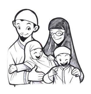Muslim family, family relationships, family relationships in Islam, Husband Wife Relationship, Parent child relationship, social institution, Family relations, husband, wife, man, women, children, parents, marriage, Al Ahqaf , daughter, mother, father, son,