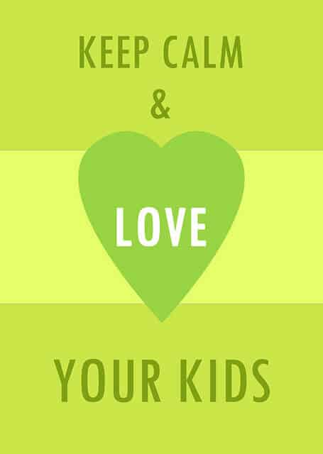 love your kids