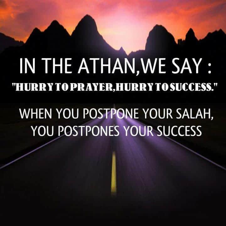 pray timely