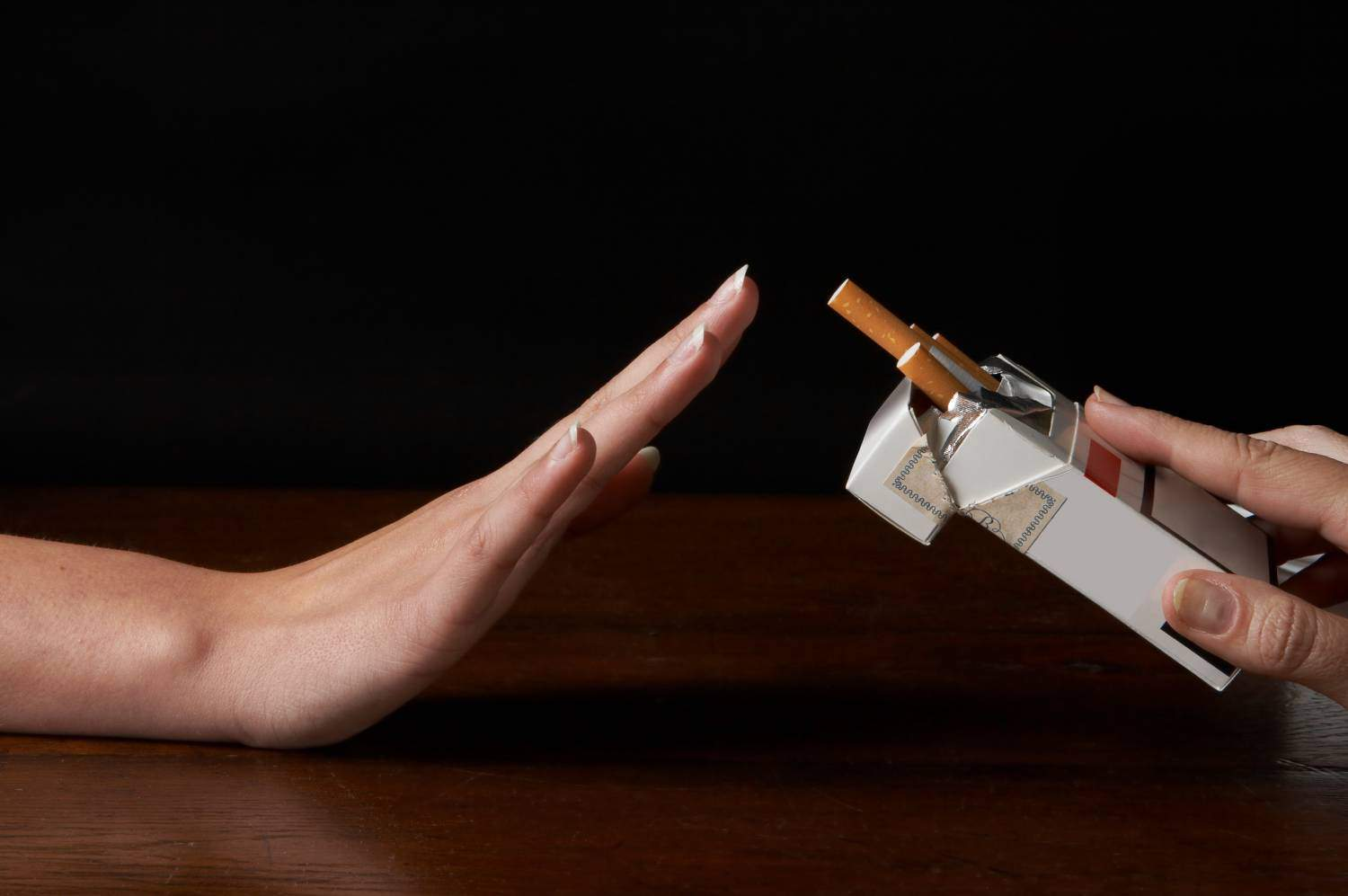 the dangers of smoking and the prevention of growing a smoking habit Preventing tobacco use among youth and rates of decline for cigarette smoking have slowed in the they may end up as adults with lungs that will never grow to.