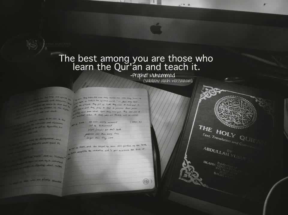 tips to improve quran recitation