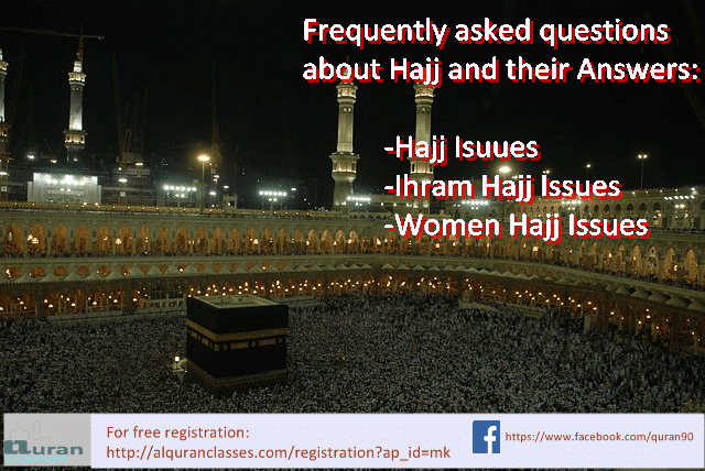 hajj issues