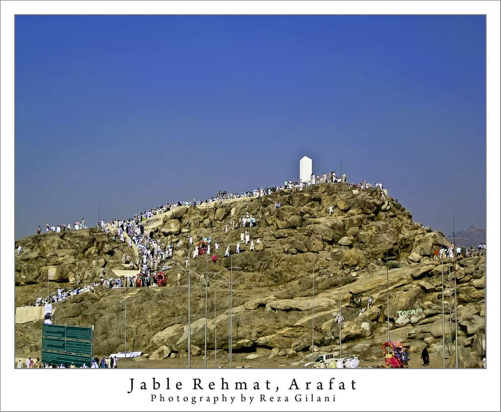 second day of hajj, hajj series